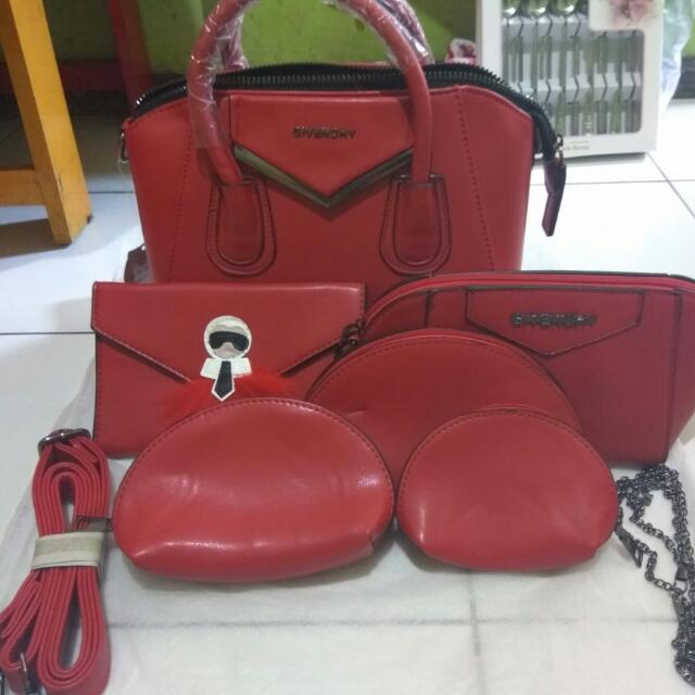 Tas Fendi 6 In 1