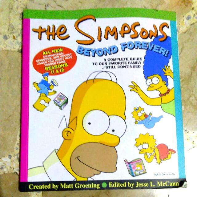 The Simpsons: Beyond Forever!