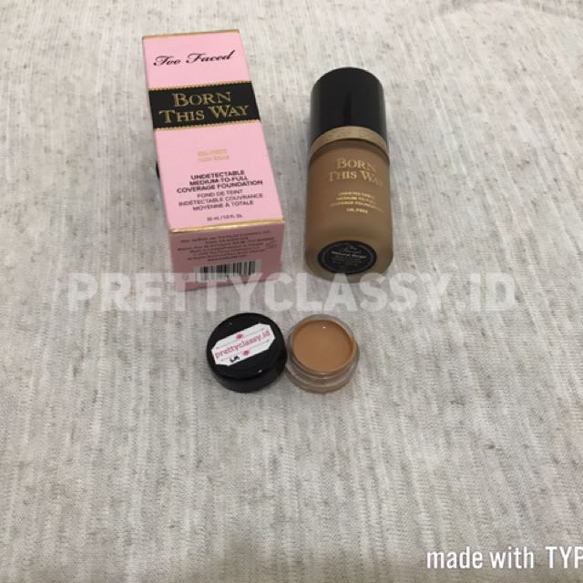 Too Faced - Born This Way Foundation  (Share In Jar)