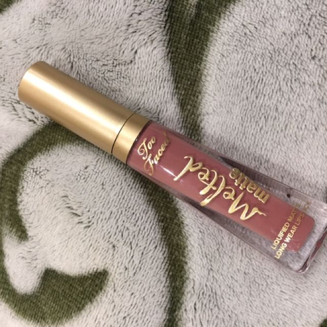Too Faced Melted Matte Lip Cream