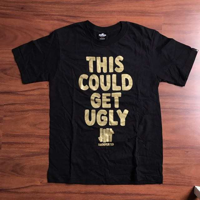 Undefeated Get Ugly Tee