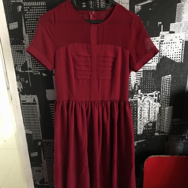 Urban Twist Dress