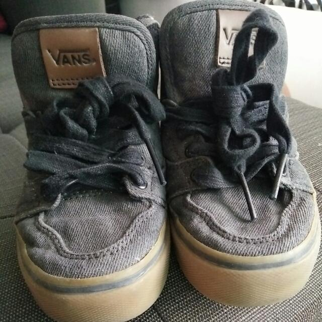 Vans Shoes for kids size 32