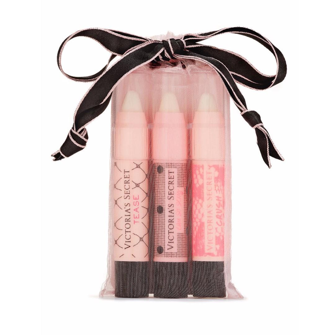 Victoria's Secret / PINK  NEW! Fragrance Crayon Set 香水蠟筆組 (可單購) 維多莉亞的秘密