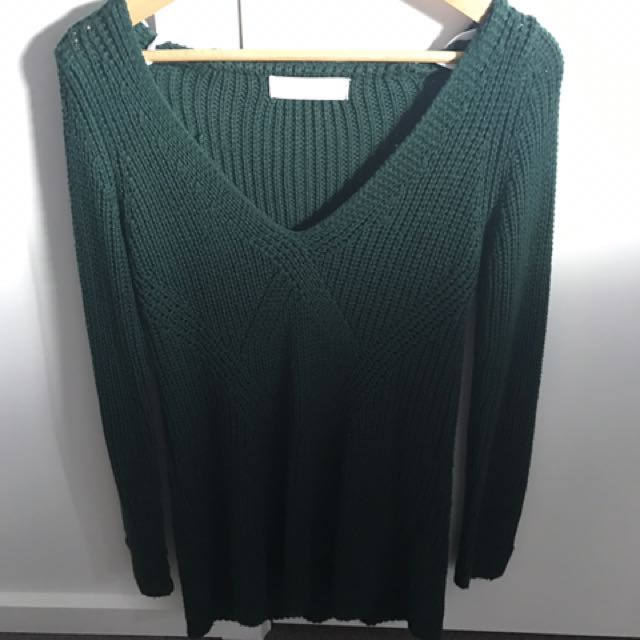 zara sweater!size M