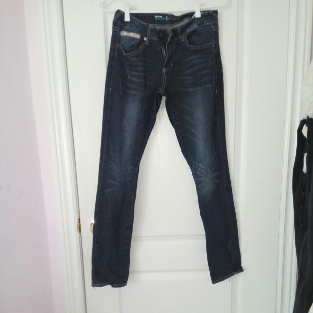 Zumiez Empyre Straight Leg Jeans