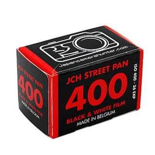 JCH Street Pan 400 35mm