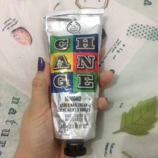 Body Shop Hand Cream