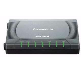 D-Link DCM-712 VoIP Cable Modem