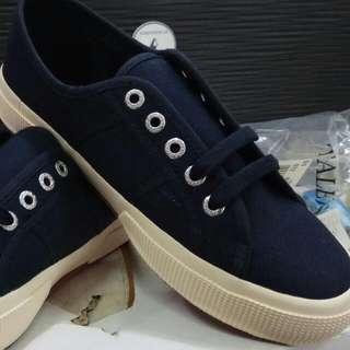 cotton canvas shoes