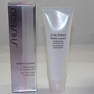 Shiseido White Lucent Brightening Cleansing Gel 125ml