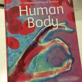 Sale > 60% off | Human Body | Usborne Library of Science (Hardcover)