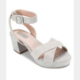 Topshop Lulu Low Block Heels