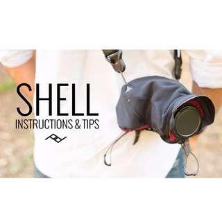 🚚 PEAK DESIGN Shell 多功能相機護套(S)
