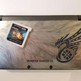 MONSTER HUNTER New 3DS LL
