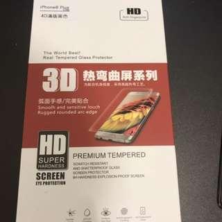 IPHONE6 5.5吋 4D滿版頭玻璃貼膜