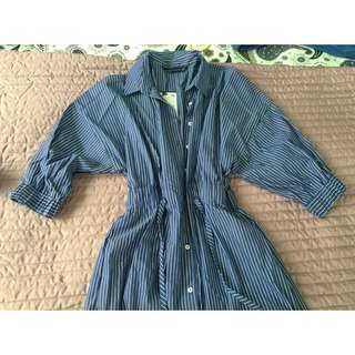 Zara Shirt-Dress