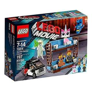 Lego 70818 Double-Decker Couch Set