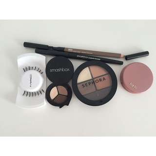 Various Make-up Items