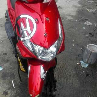 honda beat/mio soul for swap sa big bike nyu.