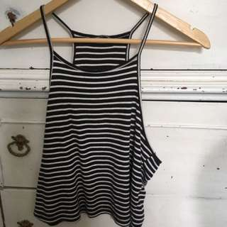 Brandy Melville Striped Tank