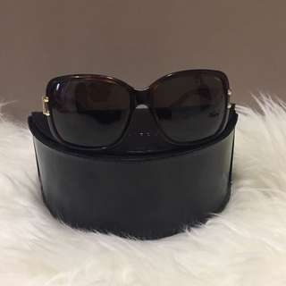 Marc By Marc Jacob Tortoise Shell Sunglaases