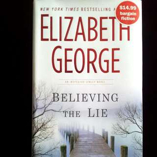 Reading Book - Believing the lie