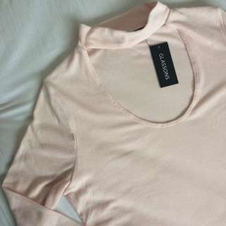 Glassons Beige Top
