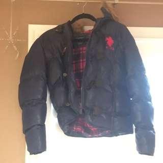 Us Polo Puffy Jacket