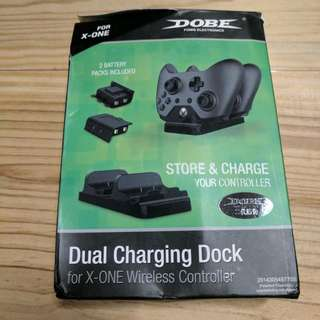 Dobe Double Charging Dock For Xbox One