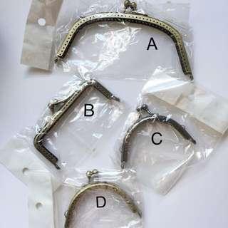 DIY: Coin Purse/ Clutch Frame