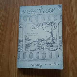 "Novel ""Montase"""