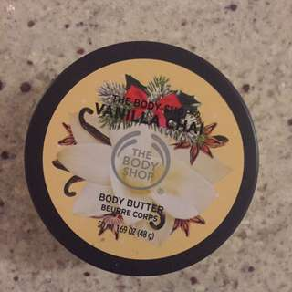 The Body Shop Vanilla Chai Body Butter