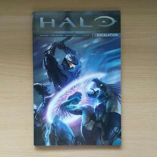 Halo: Escalation Volume 2