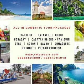Domest Tour Packages