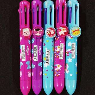 Smiggle Multicolored Pens