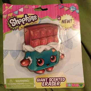 Shopkins Giant Eraser