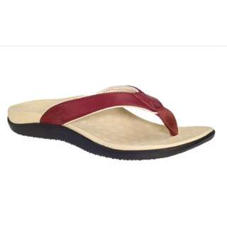 Scholl Sonoma Thongs Size 10