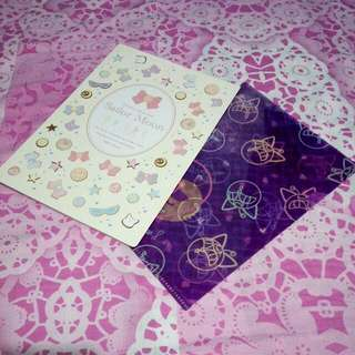 Sailor Moon 20th Anniversary A5 File Folder