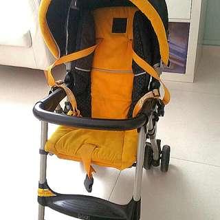 Graco Preloved Stroller