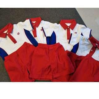 Sparkletots uniform
