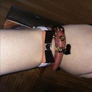 Ted Baker And MIU MIU BRACELLET IN PINK