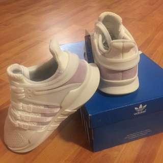 HOT Item Adidas EQT Support Advance 粉紫