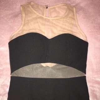 Black Formal Dress Size 6