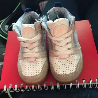 Zara Baby Boy Shoes