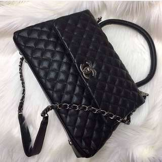 Chanel kelly caviar 26cm