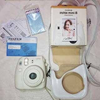 [BERGARANSI] fujifilm instax mini 8 instant camera