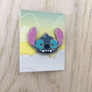 Stitch Disney Emoji Pin