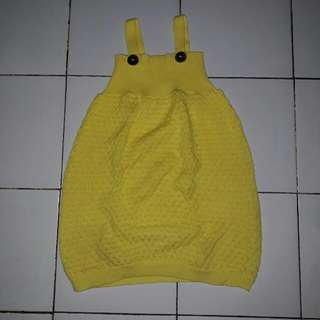 Knit Yellow Top