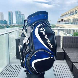 TaylorMade Monaco 3.0 Men's cart golf bag